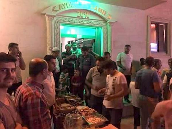 Nusaybin'de halka bayram izni