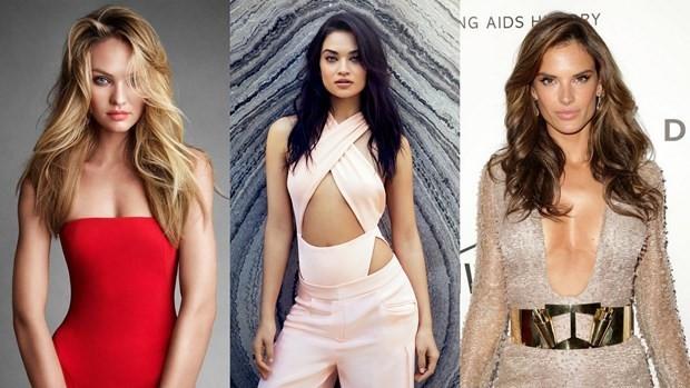 Victoria's Secret meleklerinin sevgilileriyle çılgın pozları