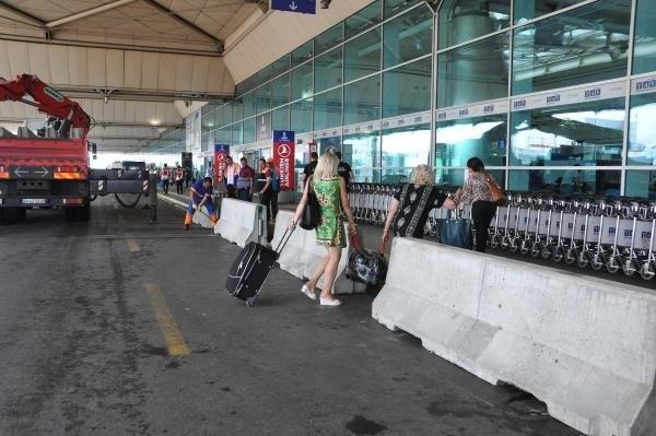 Havalimanında yeni dönem !