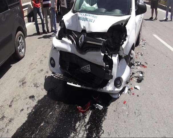 Tatilin kaza bilançosu ağır oldu: 62 ölü 201 yaralı