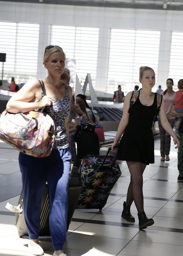 İlk Rus turist kafilesi Antalya'da