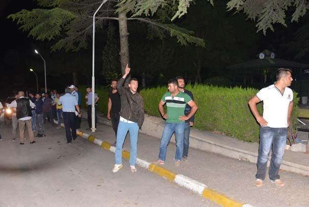 Konya'da ilçe ayağa kalktı !
