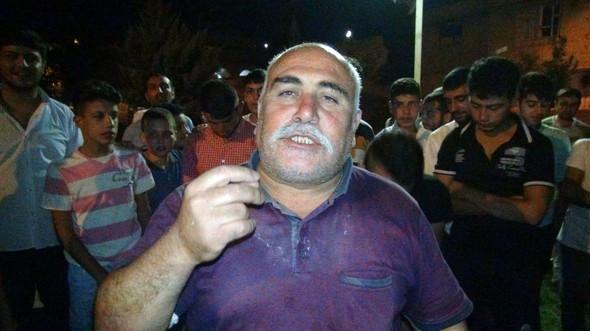 Şanlıurfa'da Suriyeli gerilimi