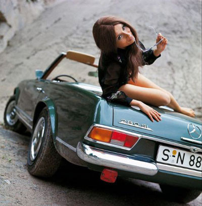 Otomobil güzelleri