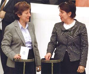 İşte Meclisin soft kadınları !