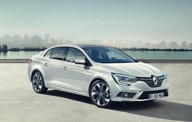 İşte yeni Renault Megane Sedan