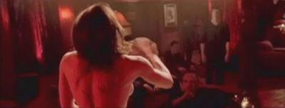 Jessica striptiz yaptı