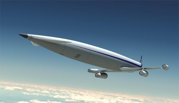 Uçaklar artık uzaya gidebilecek