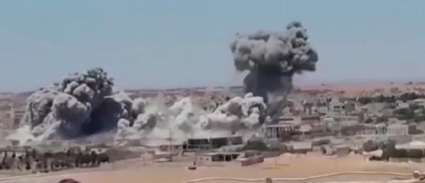 Menbiç'te son durum: IŞİD'in bağlantısı koptu !