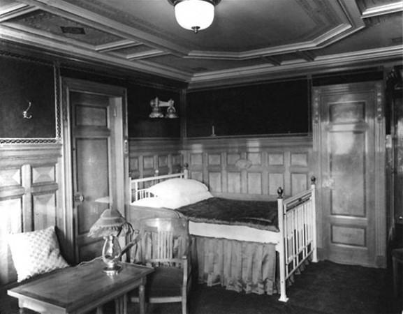 Titanik'in hiç bilmediğiniz fotoğrafları