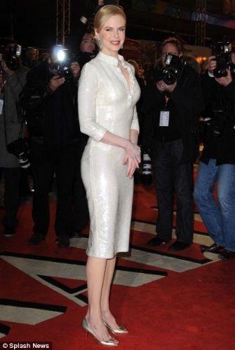 Nicole Kidman olay yarattı!