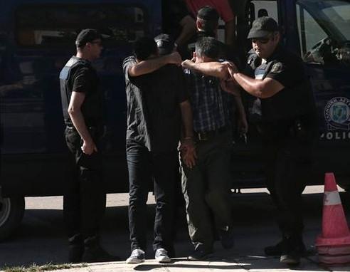 Kaçak darbeci askerler savcı karşısında