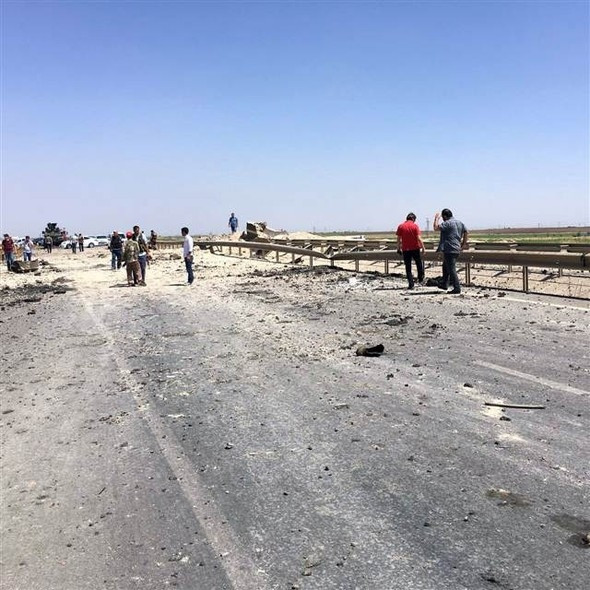 Mardin'den kahreden haber: 3 polis şehit