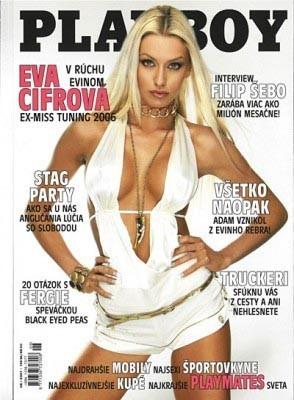 Playboy güzeli Eva Cifrova Bodrum'u salladı