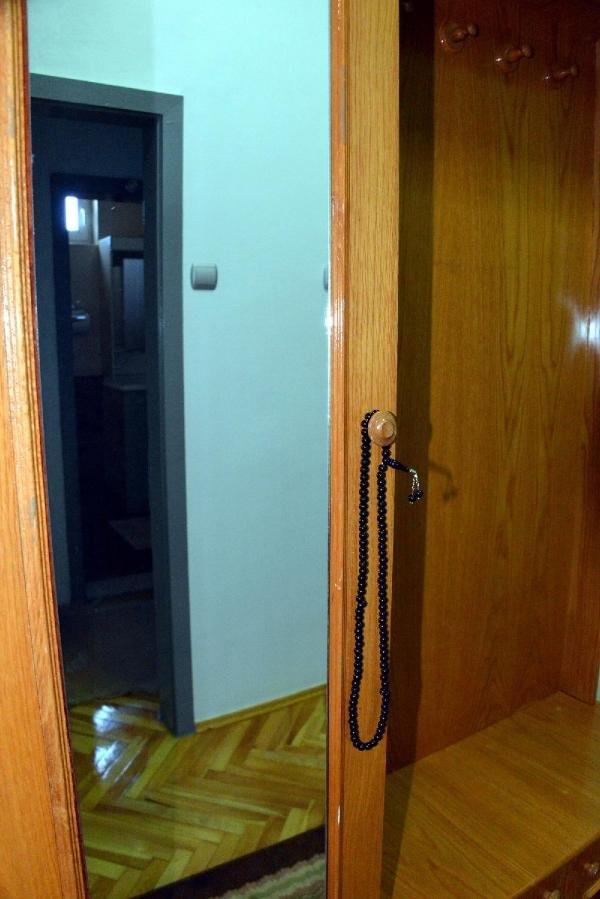 İşte Gülen'in hastanedeki 99'luk tespihli odası