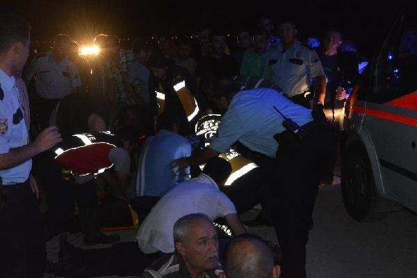 Niğde ve Konya'da can pazarı: 4 ölü 16 yaralı