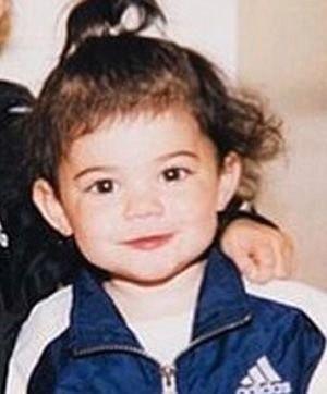 Kardashian'ların çocukluk fotoğrafları