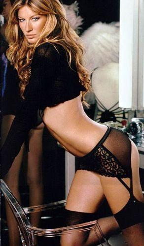 Victoria Secretla podyum öncesi