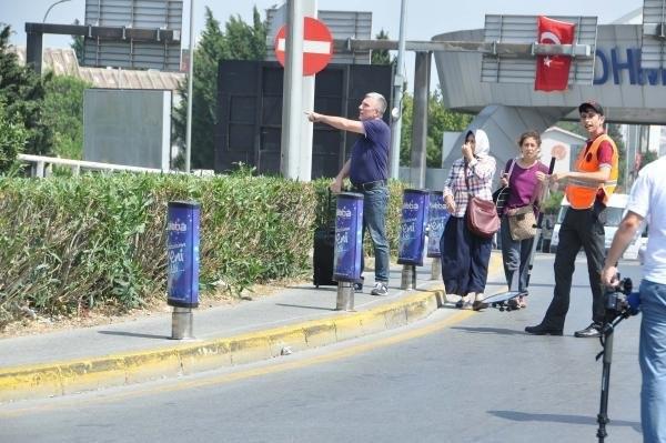 """Yetkililerden yolculara uyarı: """"Erken gelin"""""""