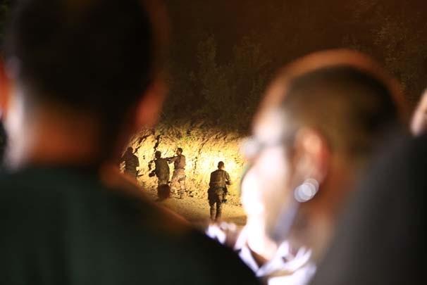 Suikastçı askerlerin yakalanma anı