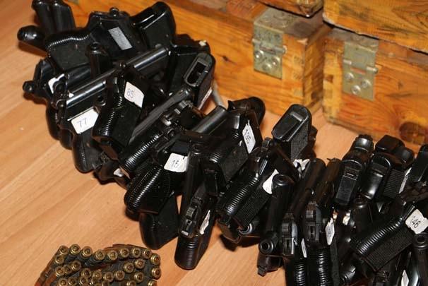İşte darbecilerin silahları