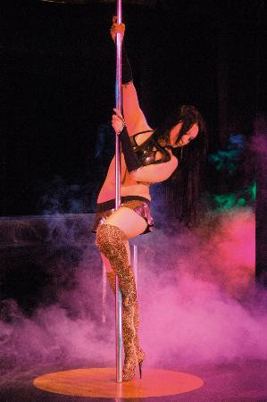 Rus striptizci Alina