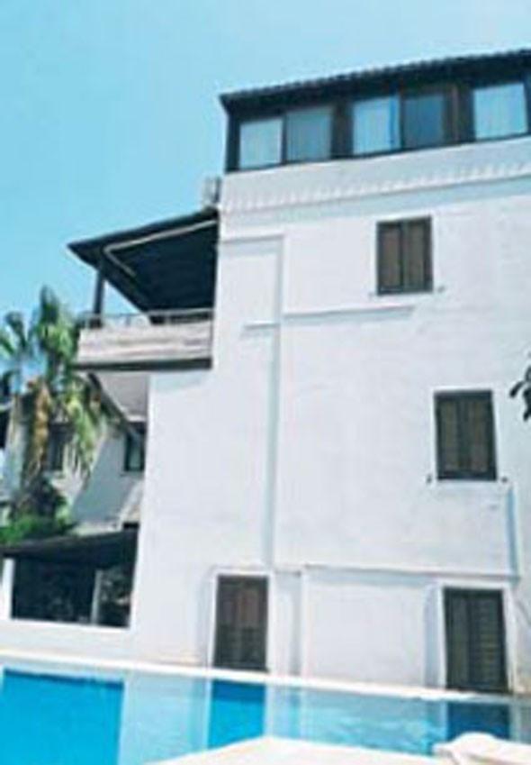 Fatih Ürek 4 katlı villasını satıyor