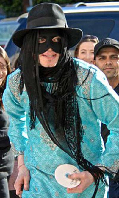 Kare kare Michael Jackson