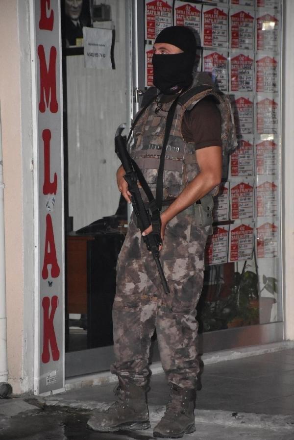 İstanbul'da IŞİD'e operasyon