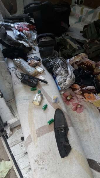Mardin'de hain saldırı: 1 polis şehit, 7 terörist öldürüldü
