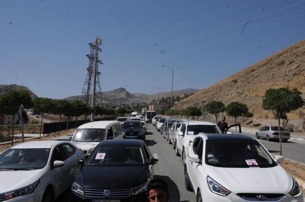 """Hakkarililer resti çekti: """"Irak'a göçeriz"""""""