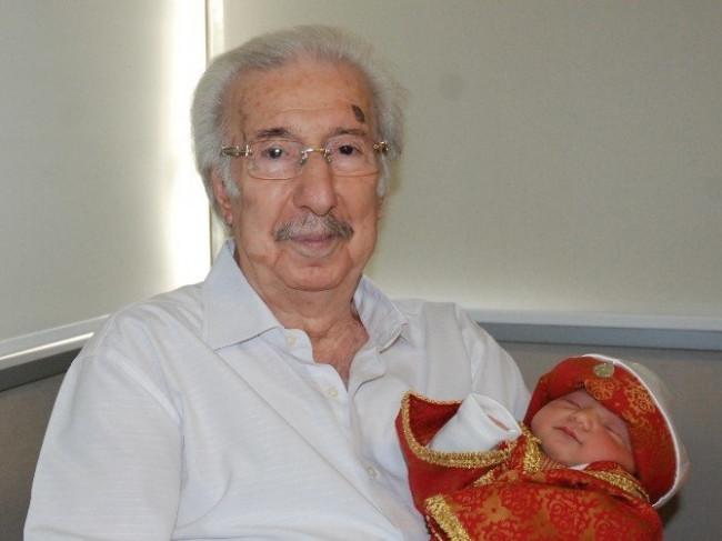 Osmanlı şehzadesi dünyaya geldi