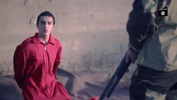 IŞİD'den korkunç görüntüler