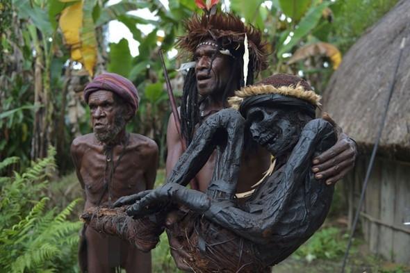 Gizli kabilenin hayatı şaşırtıyor