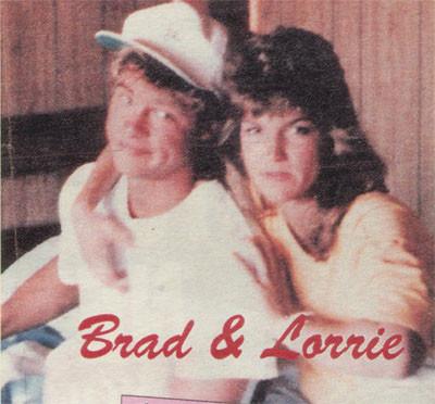 Brad Pittin ilk aşkı