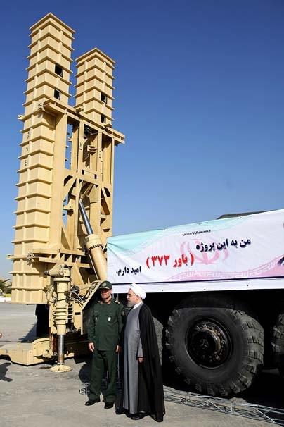 İran'ın hava savunma sistemi görücüye çıktı