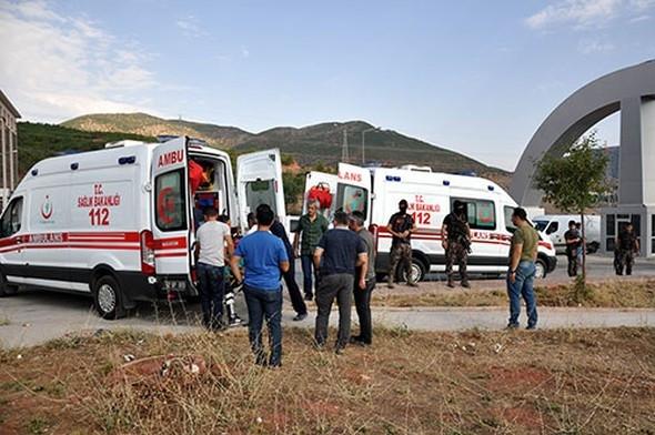 Tunceli'de yoğun çatışma: 1 şehit, 3 yaralı