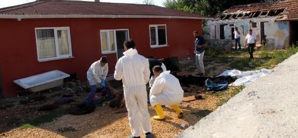 Edirne'de vahşet: Ağabeyi ve 3 yeğenini öldürdü