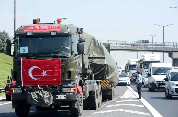 İstanbul'daki 66. Mekanize Zırhlı Tugayı taşınıyor