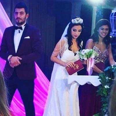 Kısmetse Olur yarışmacıları Nur Erkoç ve Batuhan Cimilli evlendi
