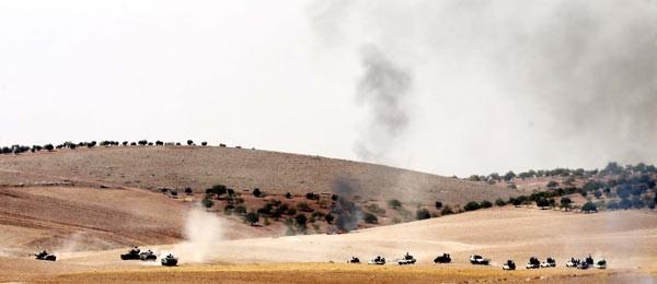 Suriye: ''Türkiye egemenliğimizi ihlal etti''