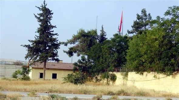 IŞİD bayrağı indirildi !