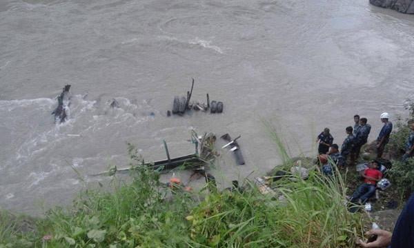Nepal'de otobüs faciası: 20 ölü