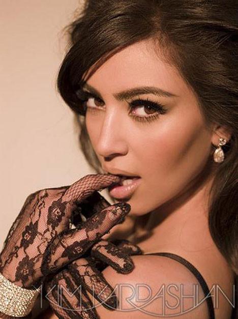 Kim Kardashian 2009 takvimi