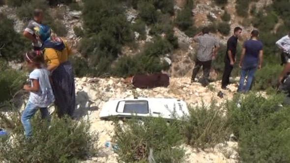 Hatay'da katliam gibi kaza: 8 ölü