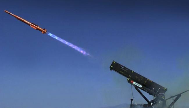 TSK'nın yeni hava savunma füzesi 'Hisar'