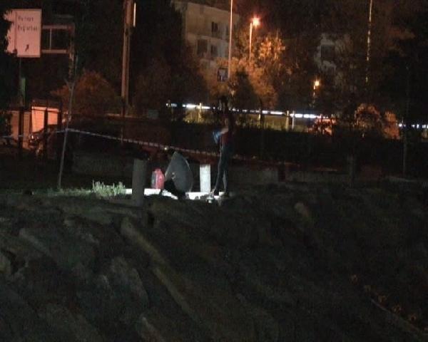 Maltepe'de silahlı kavga: 1 ölü 1 yaralı