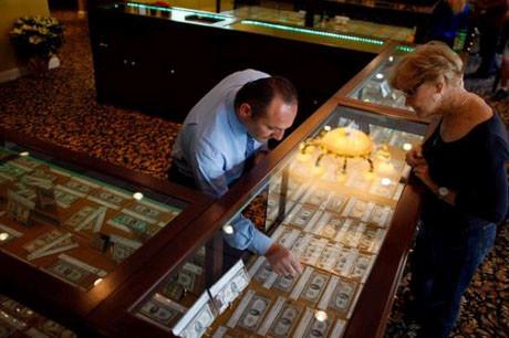 Bin dolardan 50 milyon dolar kazandı