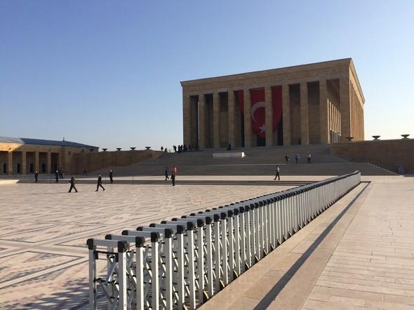 30 Ağustos'ta Anıtkabir'de yoğun güvenlik önlemi