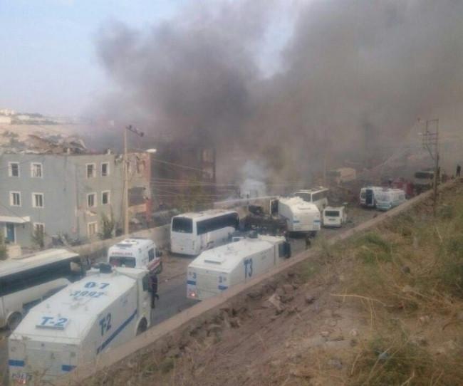 11 evladımızı şehit eden saldırının altından HDP çıktı